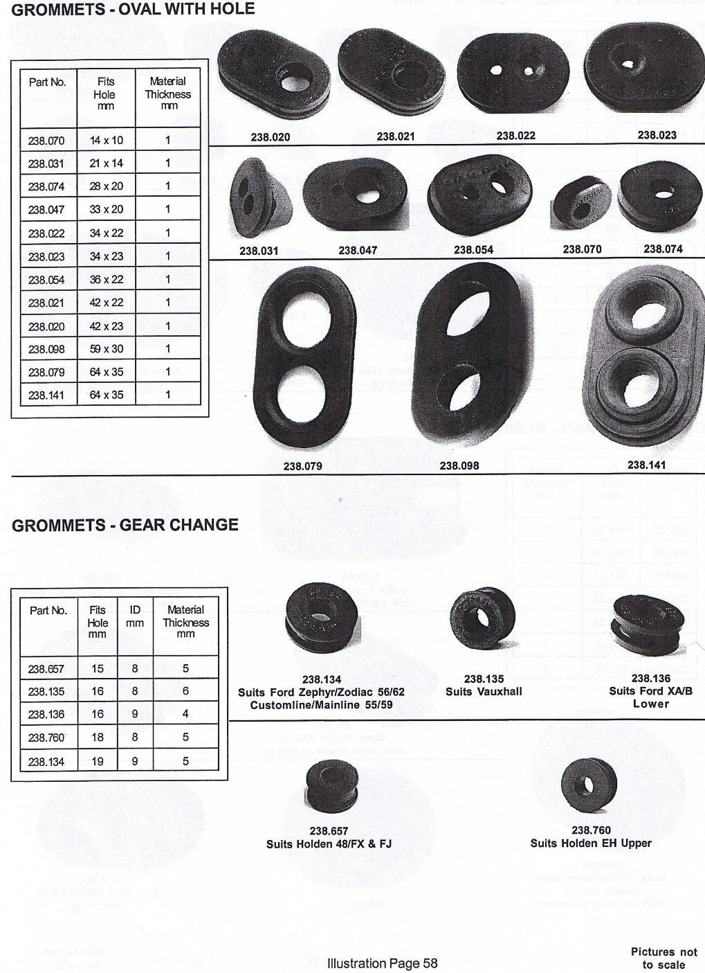 Oval Grommet Mountain Bike Kit Equipment Amp Technical Advice